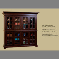 Bookcases 143T-143B Smithsonian