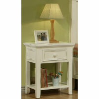 Monroe 1 Drawer Nightstand 2011