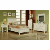 Monroe Small Spaces Bedroom Set