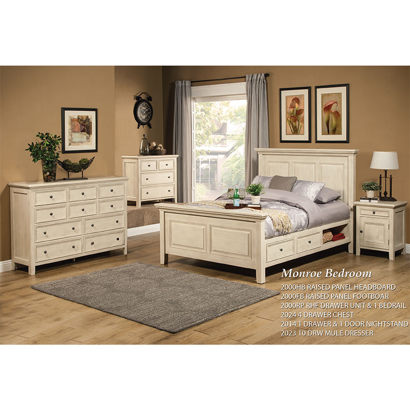 Monroe Bedroom Set