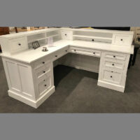 North American Winfrey Return Desk 6-6027 6-6022