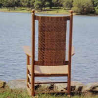 Troutman 990 Cane Seat & Back Plantation Rocker
