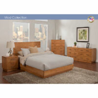 Trend Manor Mod Bedroom Set