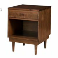 Trend Manor 8801 1 Drawer Nightstand