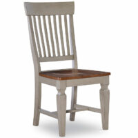 C41-65B Vista Slatback Chair