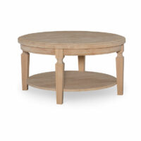 OT-15CR Vista Round Coffee Table
