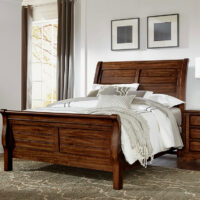 Artisan and Post Sleigh Bed