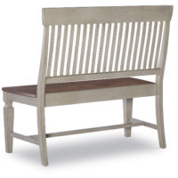 BE41-65 Vista Slatback Bench