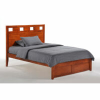 Tamarind Platform Bed by Night and Day
