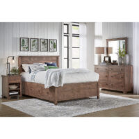 Archbold Portland Storage Bed