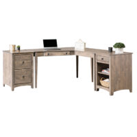 archbold modular wedge desk