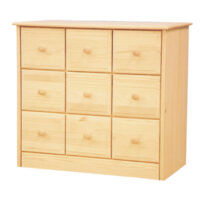 byd CD1309 9 Drawer Chest