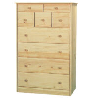 byd CD1409 9 Drawer Shaker Chest