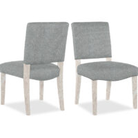 c-63 Brooke Upholstered John Thomas Chair