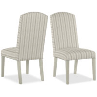 C-62 Aubree Chair Whitewood