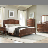 CHARLESTON Bedroom by John Thomas Furniture