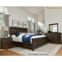 Artisan and Post Passageways Mansion Bedroom Set