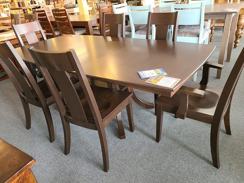 American Made Dining Set Closeout With, American Made Dining Room Chairs