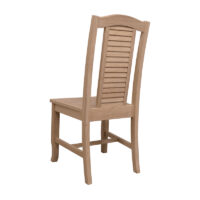C-45 Seaside Whitewood Chair